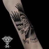 Traditional Eagle
