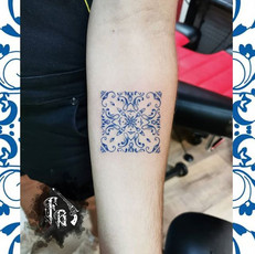 Azulejo - Portuguese Tile