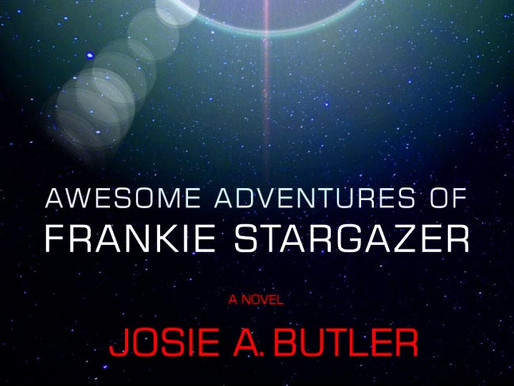 """Just Offered A Role On """"Awesome Adventures Of Frankie Stargazer"""""""