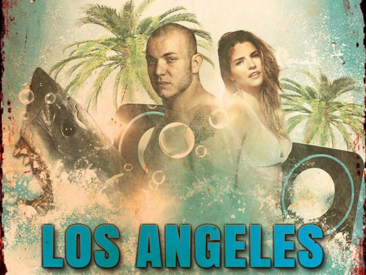 """Offered Role Of Detective Burns In New Horror Movie """"Los Angeles Shark Attack"""""""