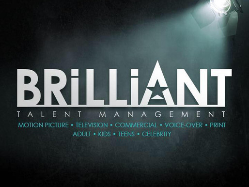 Just Signed With Brilliant Talent Management