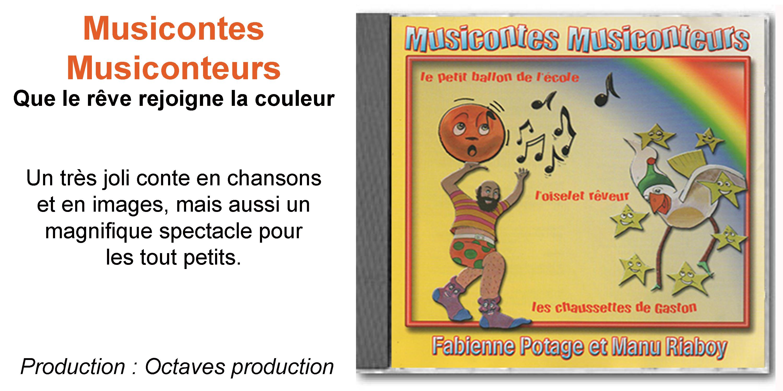Musicontes Musiconteurs