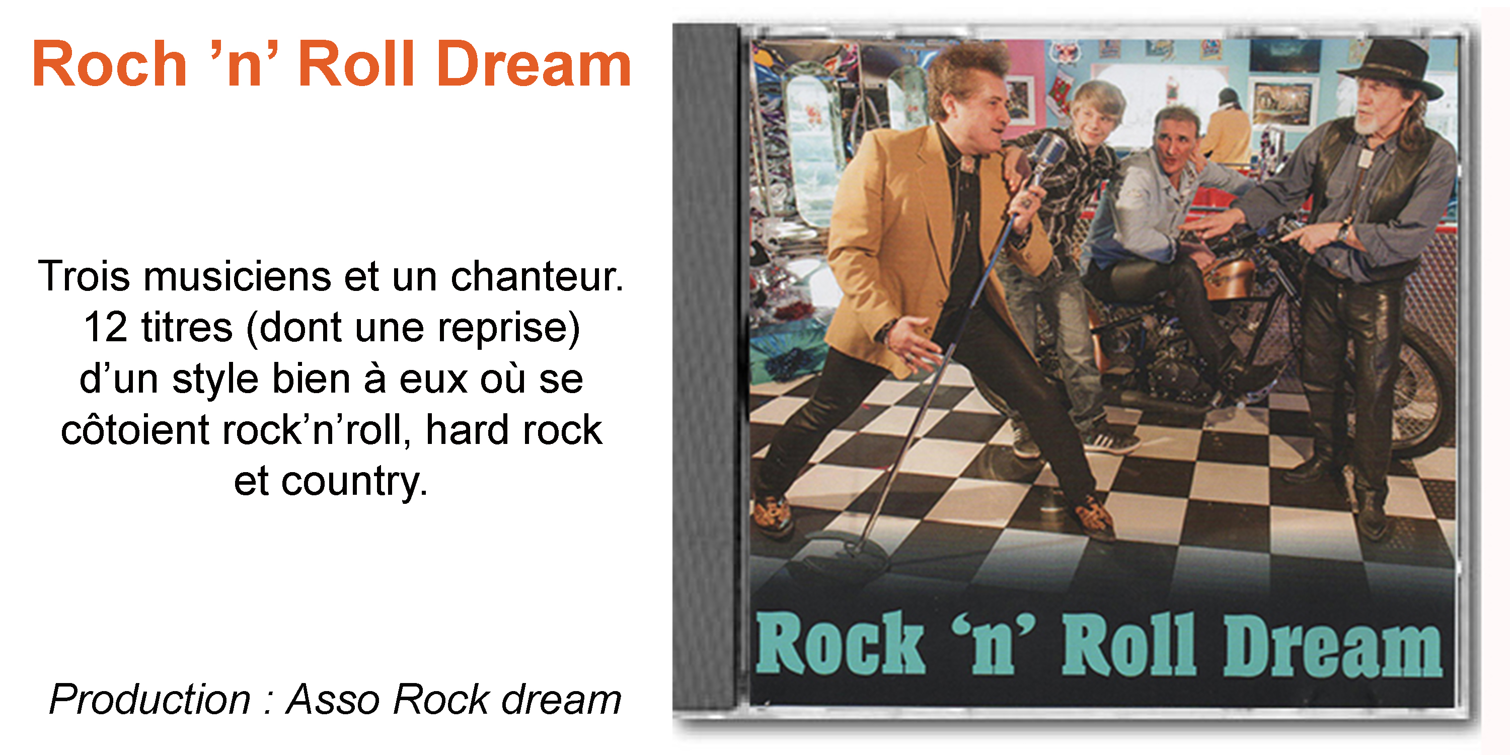 Rock 'n' roll dream