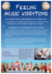 Jonas Koukl Corprates connecting arts feeling music vibrations flyer
