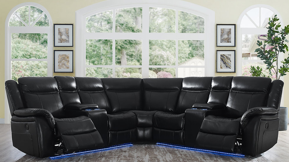 Levin 2 Pc Sectional