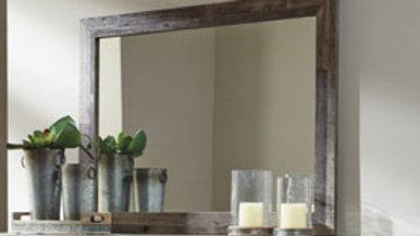 Derekson Rustic Mirror