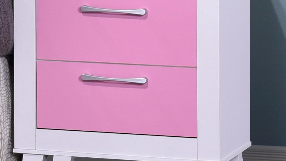 Little Princess in Pink Nightstand
