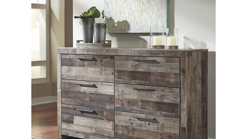 Derekson Rustic Dresser