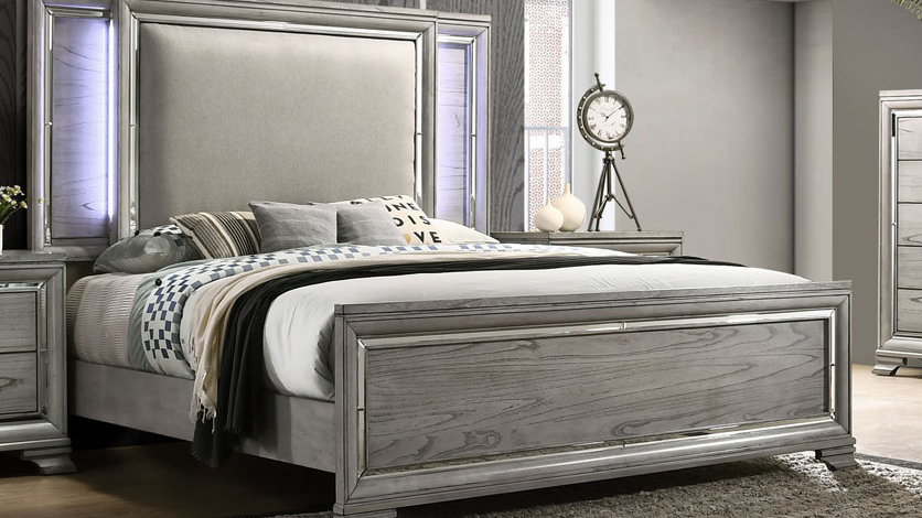 Serenity King Bed