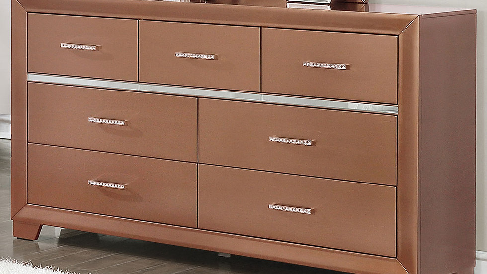 Bronze Dresser