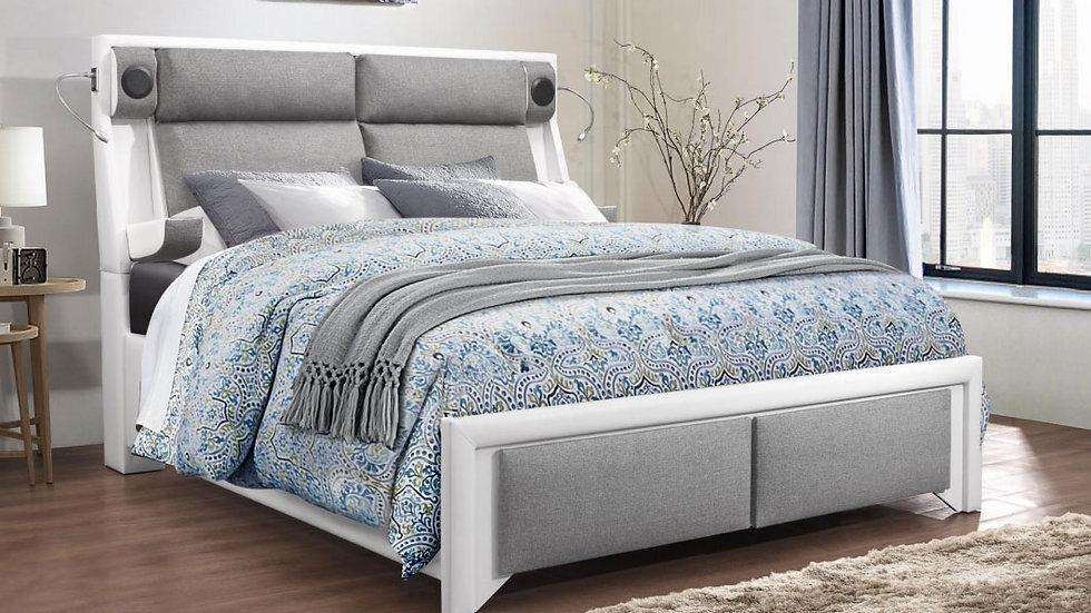 King Speaker Bed