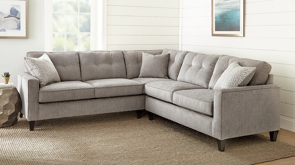 Maddox 2 Pc Sectional
