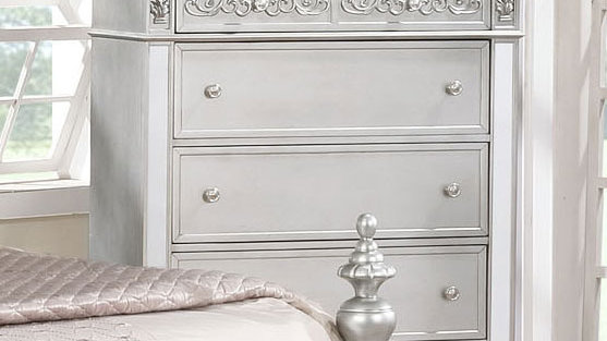 Silver Haven Chest of Drawer