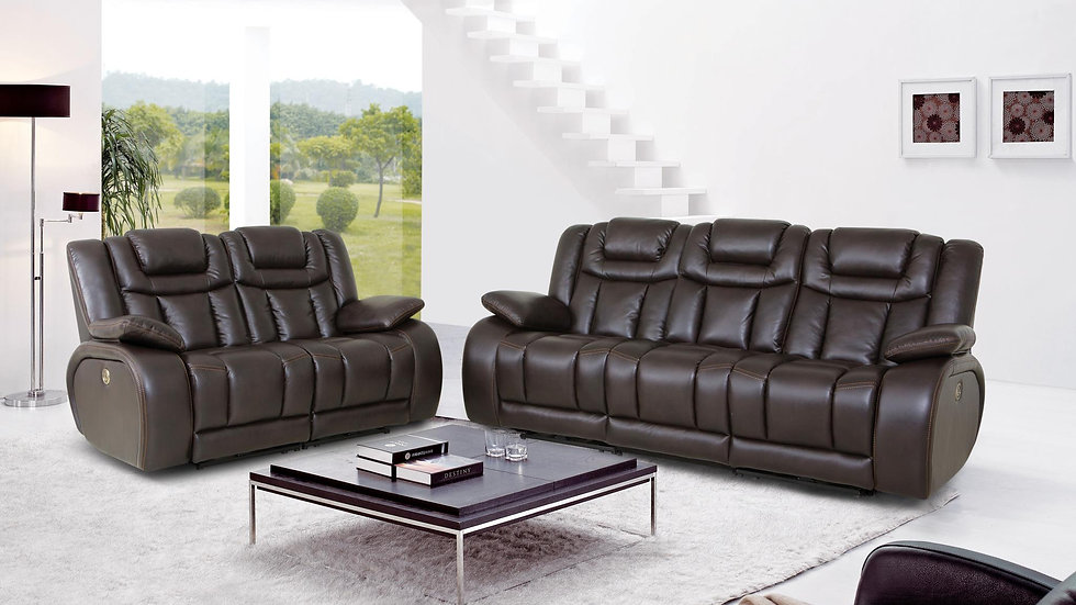 Transformer Power Loveseat