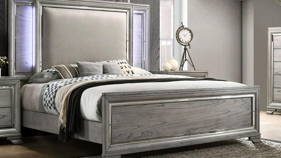 Serenity Queen Bed