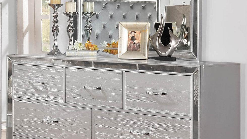 Pandora Silver Mirror