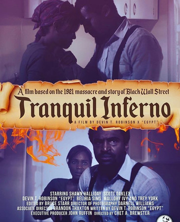 Tranquil Inferno feature film