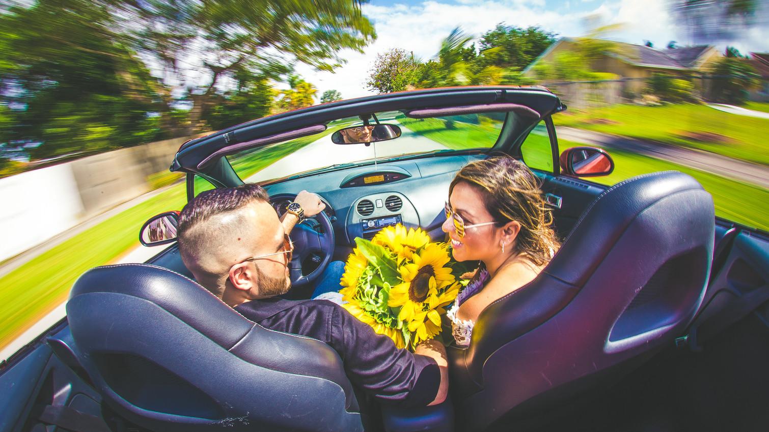 Engagement miami