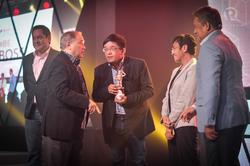 SkyEye CEO winning BetheBoss Awards