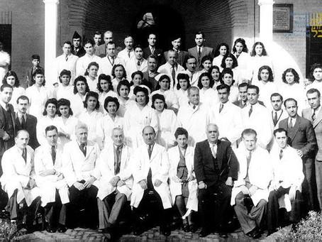 כל ישראל ערבים זה לזה - רופאים יהודים מהנאצים לעיראק