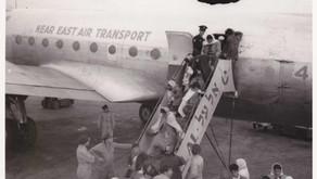 70 שנה לעלייה הגדולה מעיראק - 'מבצע עזרא ונחמיה'