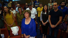 Distribution of scholarships ceremony from the Dallal - Kazzaz Foundation