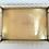 Thumbnail: מגש ברונזה פרחוני