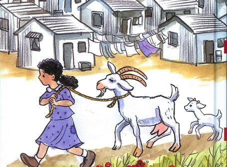 Yaldut ba'Maabara (Childhood in the transit camp)