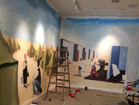 פרויקט אמנותי מיוחד לציון 70 שנה לעליה ההמונית מעיראק-בלוג מס׳ 2