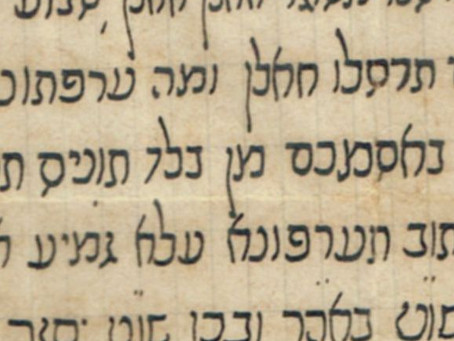מכתבים חדשים מאת רבינו הגאון החסיד רבי אליהו מני ואודותיו