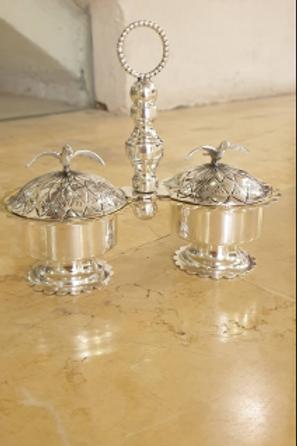 מלחיה בסיגנון עיראקי -כסף טהור