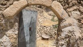 שיקום קבר הנביא נחום האלקושי ליד מוסול