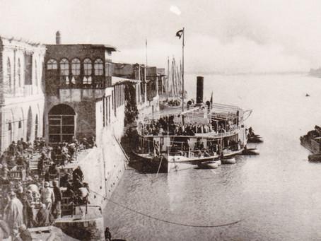 מגפה בבגדאד בסוף המאה ה-19