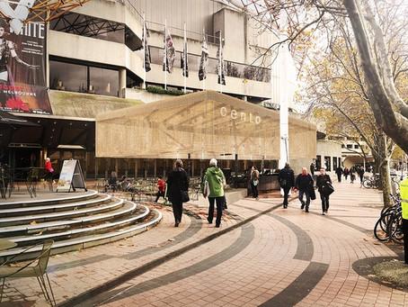 Argall at the Melbourne Arts Centre