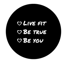 live fit be true be you