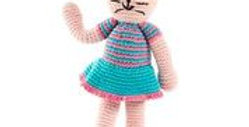 Rattle Girl Cat