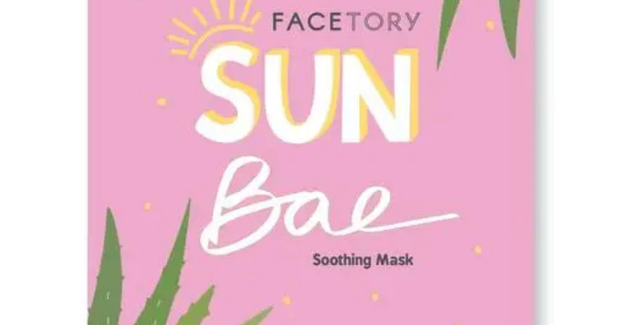 Facetory- Face Mask: Sun Bae Soothing Mask