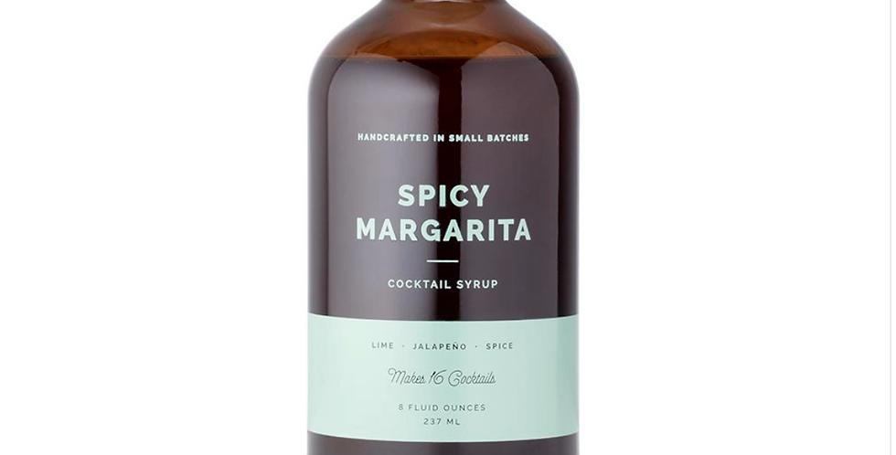 Craft Spicy Margarita Cocktail Syrup 8oz