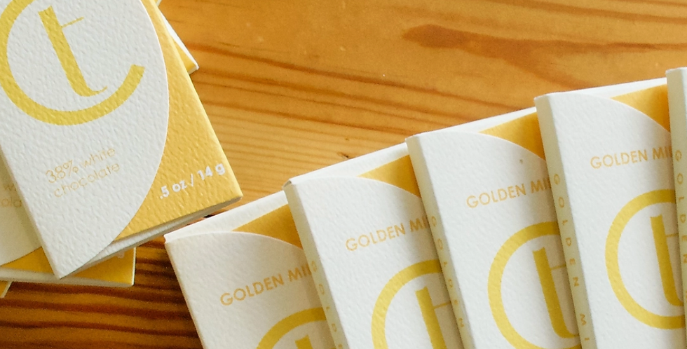 TERROIR CHOCOLATE-GOLDEN MILK