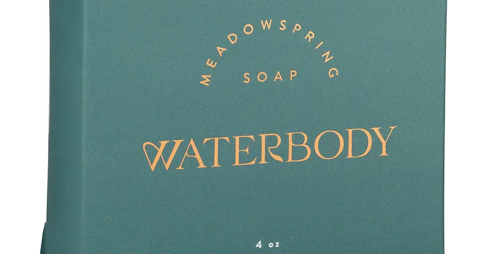 Waterbody- Meadowspring Soap