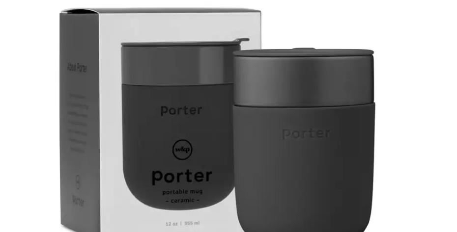 W&P- Porter Ceramic Mug