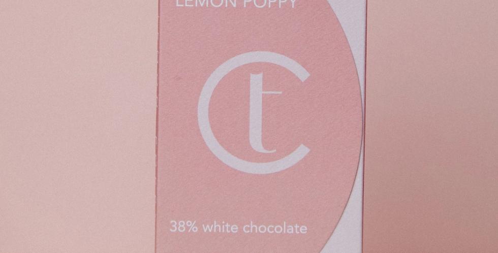 TERROIR CHOCOLATE- LEMON POPPY