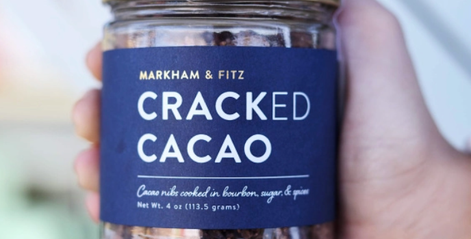 Markham & Fitz Cracked Cacao