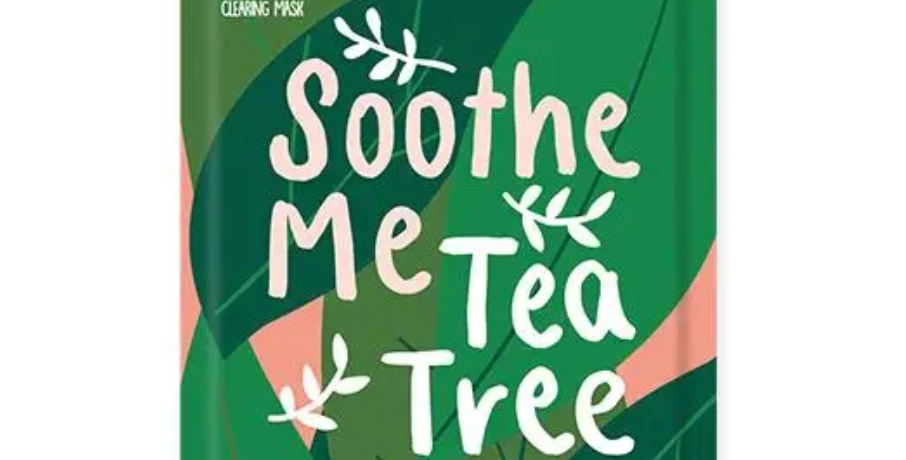 Facetory- Face Mask: Smoothe Me Tea Tree Clearing Mask