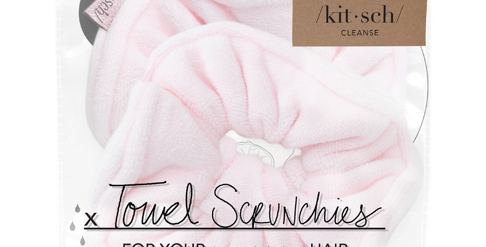 KITSCH- TOWEL SCRUNCHIES