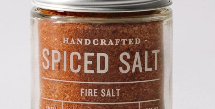 Fire Salt Spice Blend