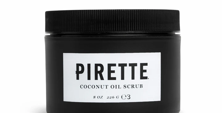 PIRETTE COCONUT OIL SCRUB