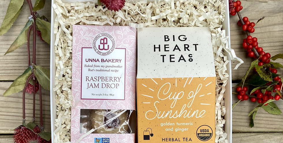 The Cup of Sunshine Box