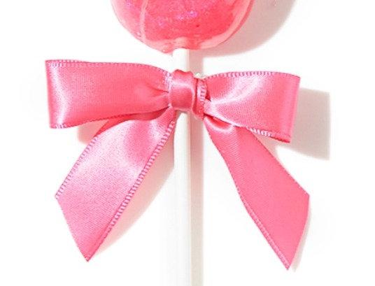 PURE SUGAR CANDY- ROSE LOLLIPOPS