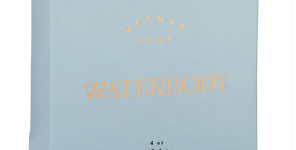 Waterbody- Mermud Soap